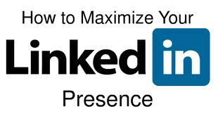 LinkedIn presence